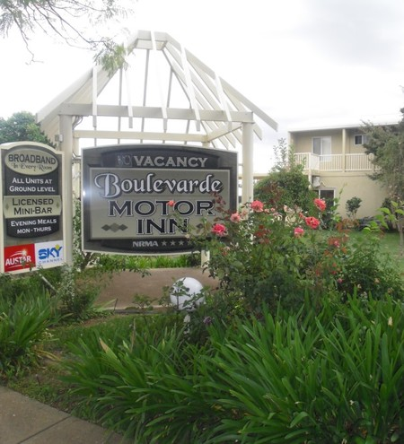 Boulevarde Motor Inn - Wagga Wagga Accommodation