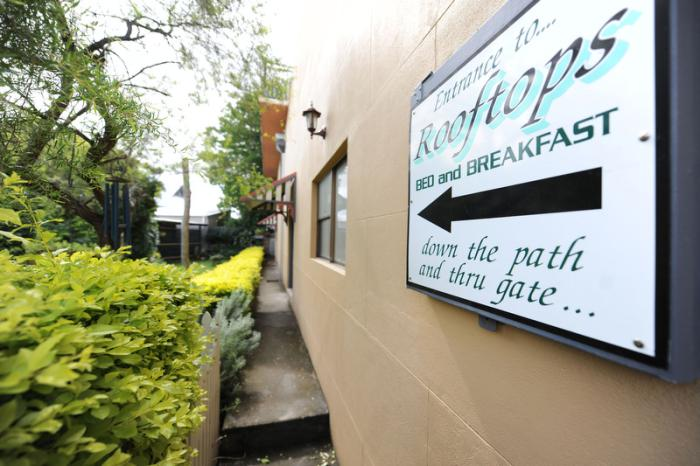 Rooftops Bed  Breakfast - Wagga Wagga Accommodation