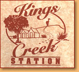 Kings Creek Station - Wagga Wagga Accommodation