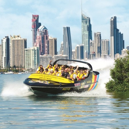Paradise Jetboating - Wagga Wagga Accommodation