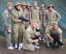Challenge Paintball  Laser Skirmish - Wagga Wagga Accommodation
