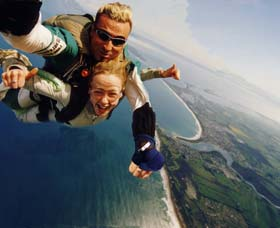 Skydive Melbourne - Wagga Wagga Accommodation