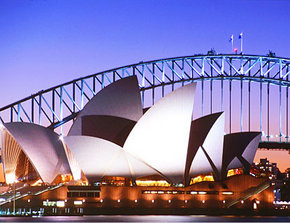 Sydney Opera House - Wagga Wagga Accommodation