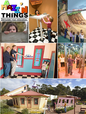 A Maze 'N Things - Wagga Wagga Accommodation