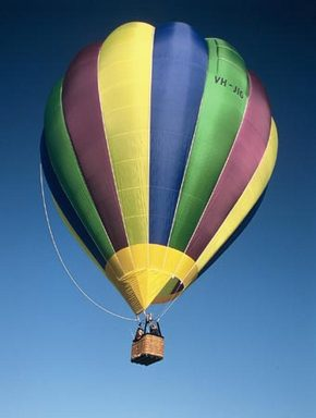 Balloon Safari - Wagga Wagga Accommodation