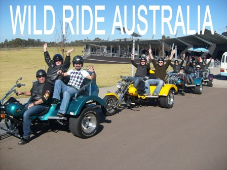 A Wild Ride - Wagga Wagga Accommodation