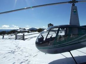 Alpine Helicopter Charter Scenic Tours - Wagga Wagga Accommodation