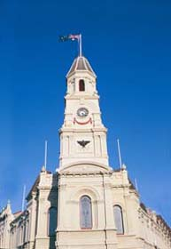 Fremantle Town Hall - Wagga Wagga Accommodation
