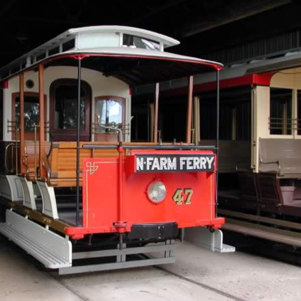 Brisbane Tramway Museum - Wagga Wagga Accommodation