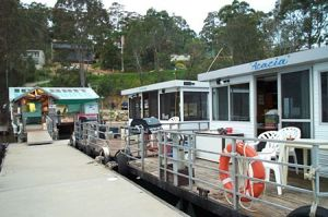 Clyde River Houseboats - Wagga Wagga Accommodation