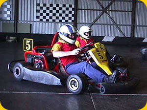 Indoor Kart Hire - Wagga Wagga Accommodation
