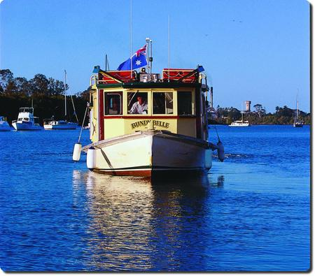 Bundy Belle River Cruise - Wagga Wagga Accommodation