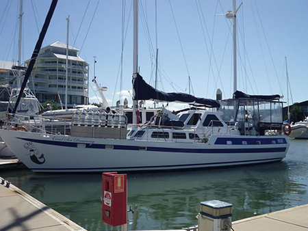 Coral Sea Dreaming Dive and Sail - Wagga Wagga Accommodation