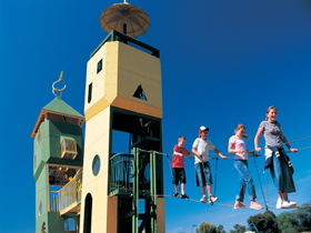 Monash Adventure Park - Wagga Wagga Accommodation