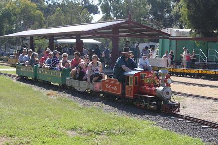 Altona Miniture Railway - Wagga Wagga Accommodation