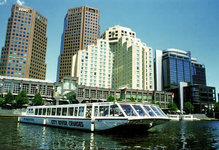 City River Cruises Melbourne - Wagga Wagga Accommodation
