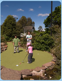 Wetlands Mini Golf - Wagga Wagga Accommodation