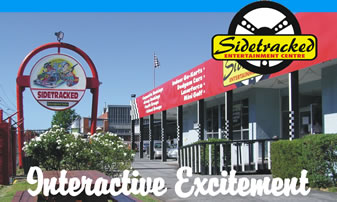 Sidetracked Entertainment Centre - Wagga Wagga Accommodation