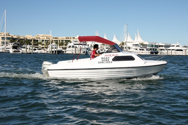 Mirage Boat Hire - Wagga Wagga Accommodation
