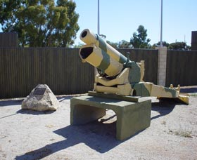 Military Museum Merredin - Wagga Wagga Accommodation