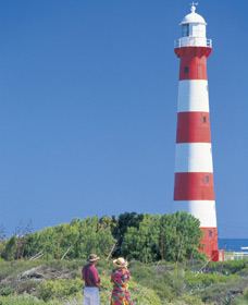 Point Moore Lighthouse - Wagga Wagga Accommodation