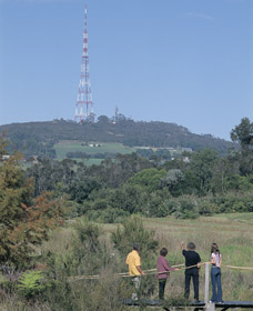 Mount Barker Hill Lookout - Wagga Wagga Accommodation