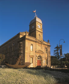 The Albany Town Hall - Wagga Wagga Accommodation