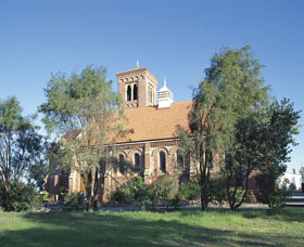 All Saints Church Collie - Wagga Wagga Accommodation