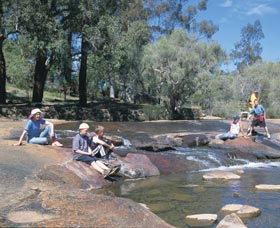 John Forrest National Park - Wagga Wagga Accommodation