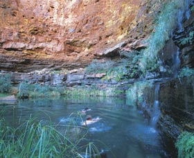 Dales Gorge and Circular Pool - Wagga Wagga Accommodation