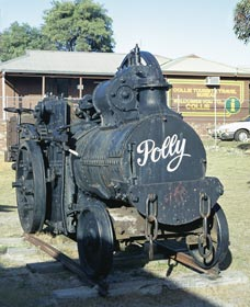 Steam Locomotive Museum - Wagga Wagga Accommodation