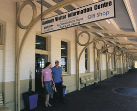 Old Railway Station Bunbury - Wagga Wagga Accommodation