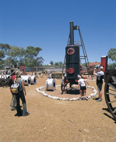 Ben Prior's Open Air Museum - Wagga Wagga Accommodation