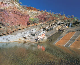 Hamersley Gorge - Wagga Wagga Accommodation