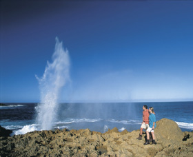 The Blowholes Carnarvon