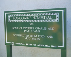 Mangowine Homestead - Wagga Wagga Accommodation