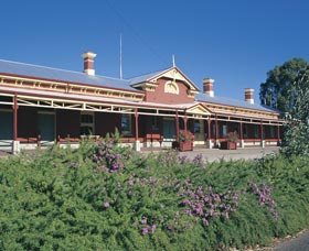 Old Railway Station Museum - Wagga Wagga Accommodation