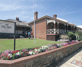 Old Gaol and Police Quarters - Wagga Wagga Accommodation