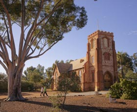 St Johns Church - Wagga Wagga Accommodation