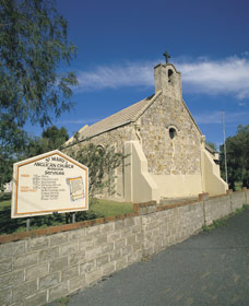 St Mary's Anglican Church - Wagga Wagga Accommodation
