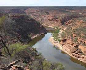 Loop Walk Kalbarri National Park - Wagga Wagga Accommodation