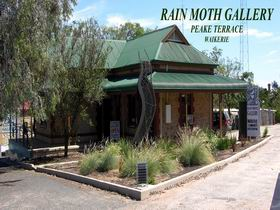 Rain Moth Gallery - Wagga Wagga Accommodation