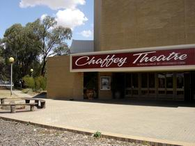 Chaffey Theatre - Wagga Wagga Accommodation