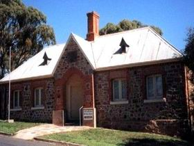Old Police Station Museum - Wagga Wagga Accommodation