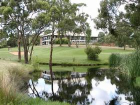 Flagstaff Hill Golf Club and Koppamurra Ridgway Restaurant - Wagga Wagga Accommodation