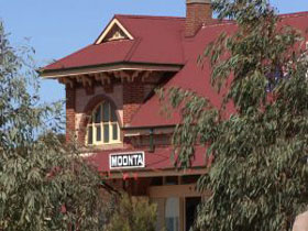 Moonta Tourist Office - Wagga Wagga Accommodation