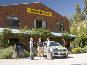 Jim Barry Wines - Wagga Wagga Accommodation
