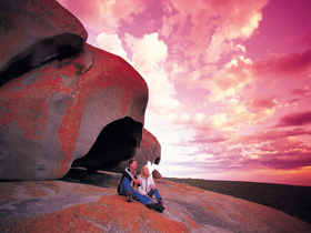 Remarkable Rocks Flinders Chase National Park - Wagga Wagga Accommodation