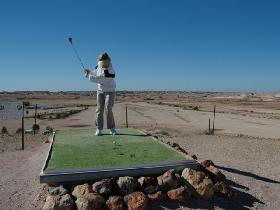 Coober Pedy Opal Fields Golf Club - Wagga Wagga Accommodation