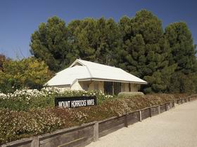 Mount Horrocks Wines and The Station Cafe - Wagga Wagga Accommodation